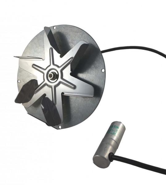 Abgasgebläse Thermorossi H2O, Compact 32 (ab Gerätenummer 0810103399)